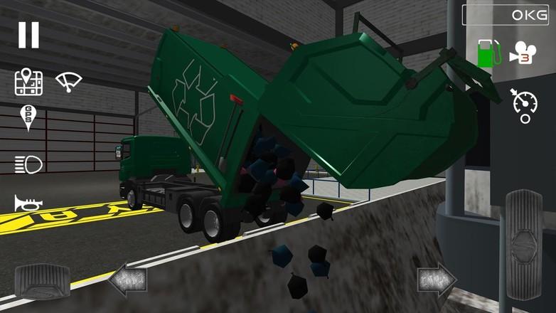 垃圾车模拟破解版