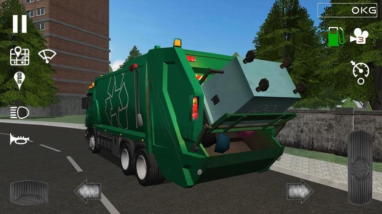 垃圾车模拟汉化版