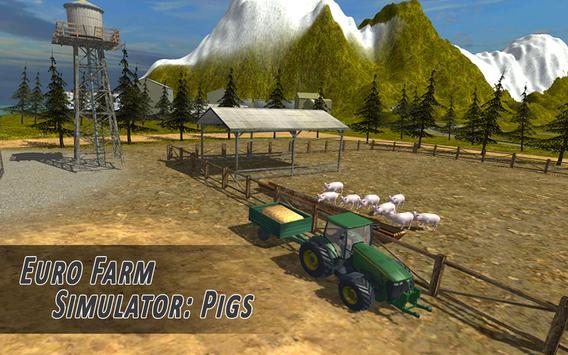 欧洲农场模拟器猪安卓最新破解版