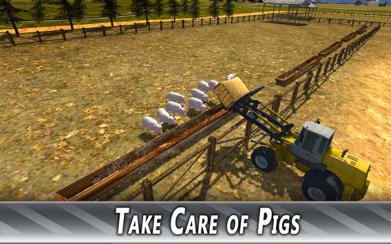 欧洲农场模拟器猪破解安卓版