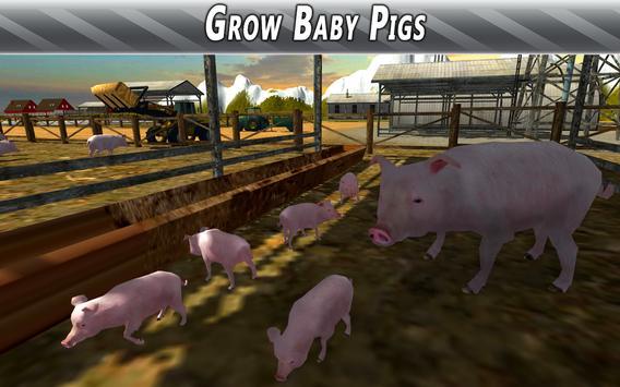欧洲农场模拟器猪安卓最新破解版下载