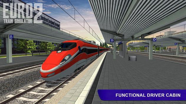 欧洲火车模拟器2手机版