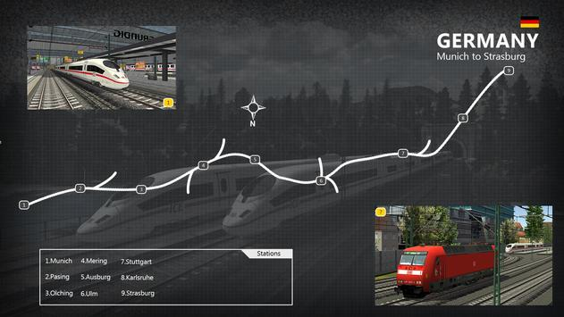 欧洲火车模拟器2安卓版