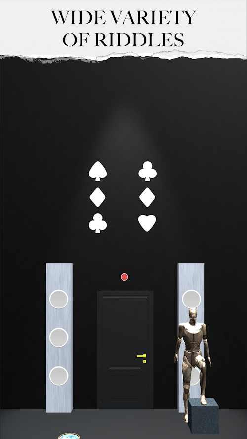 黑暗的房间破解版
