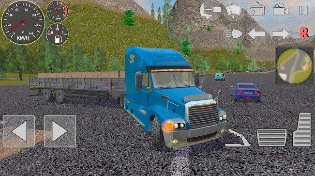 硬卡车模拟器汉化版