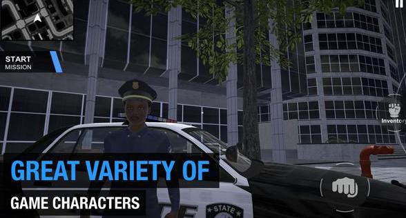 交通警察模拟器绿色版