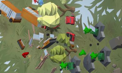 月球沙盒战斗模拟绿色版
