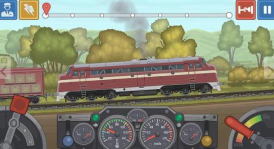 火车模拟器最新版下载