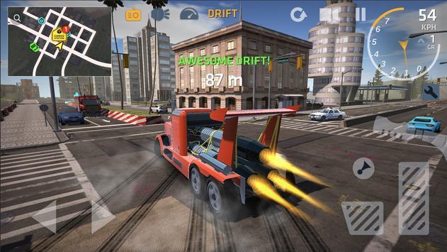终极卡车模拟器修改版