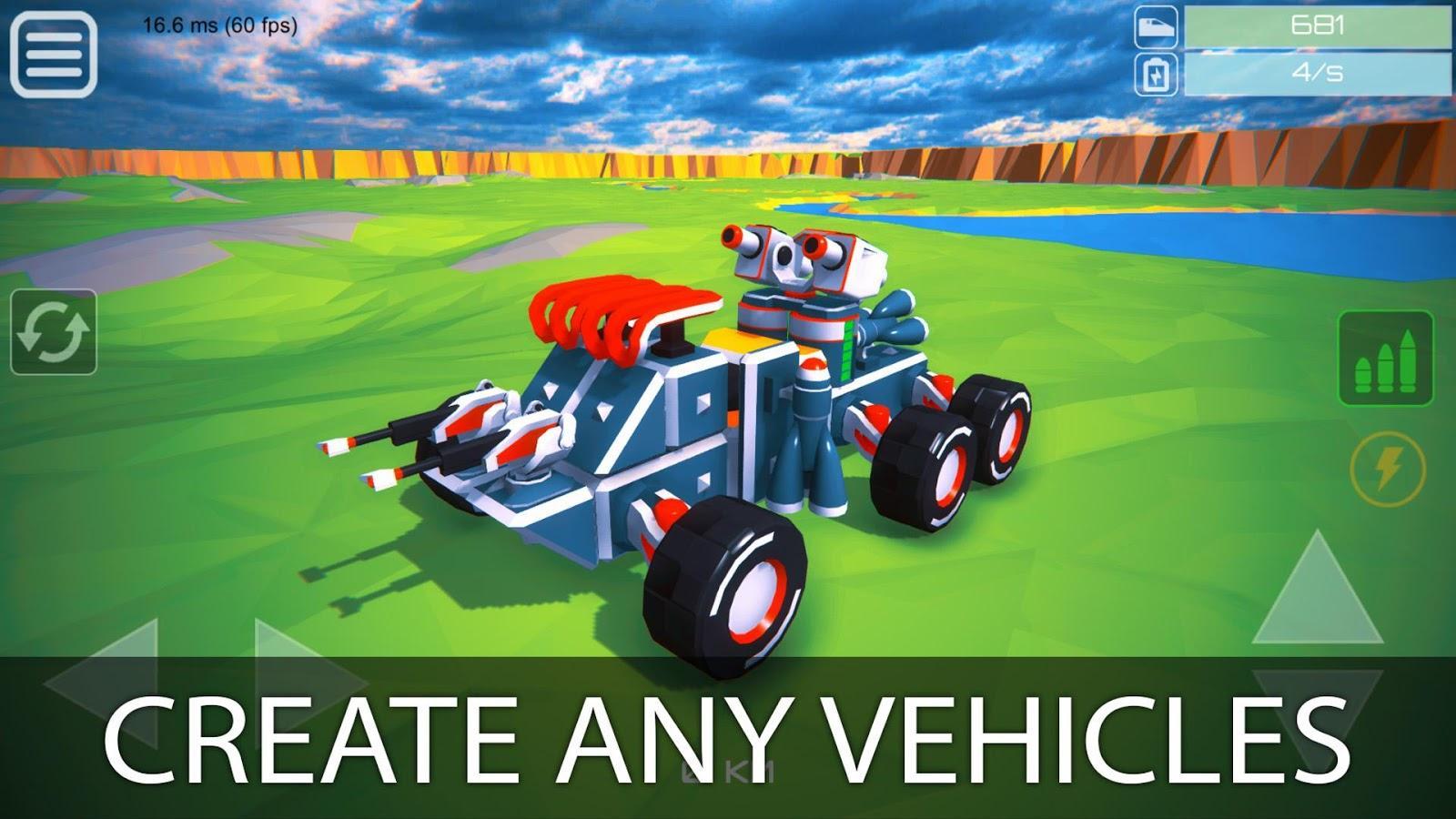 汽车模型沙盒模拟器最新版