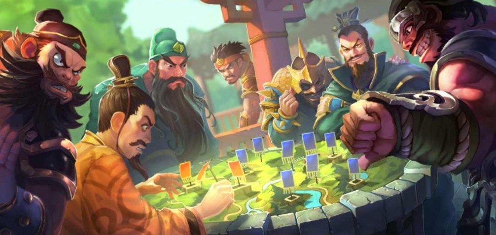 手游策略游戏哪个好玩_策略手游推荐