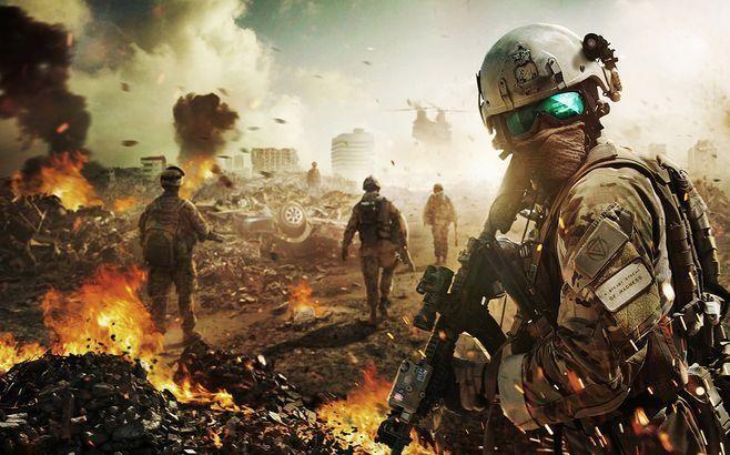 EA战地游戏有哪些_EA战地游戏游戏大全
