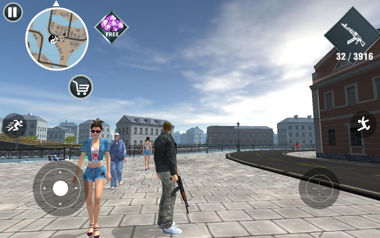 迈阿密犯罪模拟器2破解版