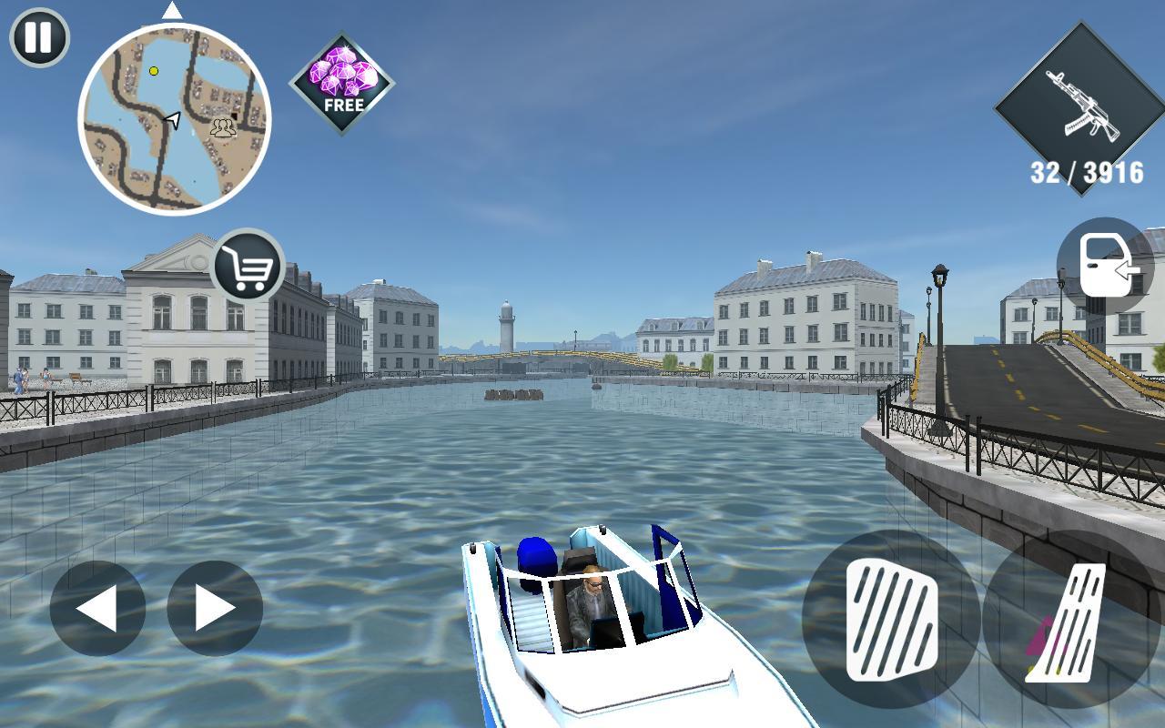 迈阿密犯罪模拟器2游戏