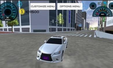 雷克萨斯驾驶模拟器破解版中文版下载