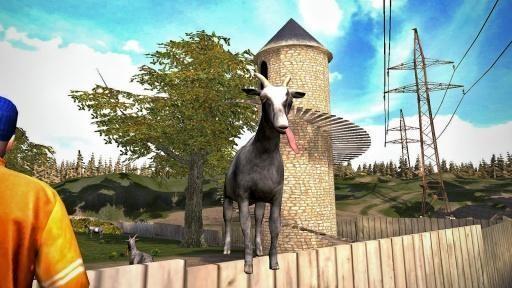 模拟山羊破解版无限羊下载
