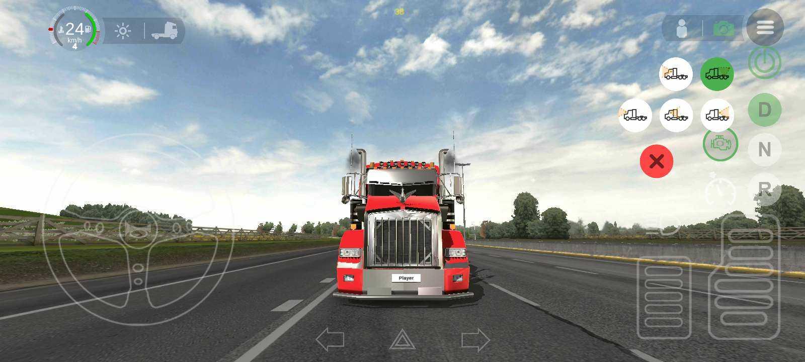 通用卡车模拟器游戏手机版