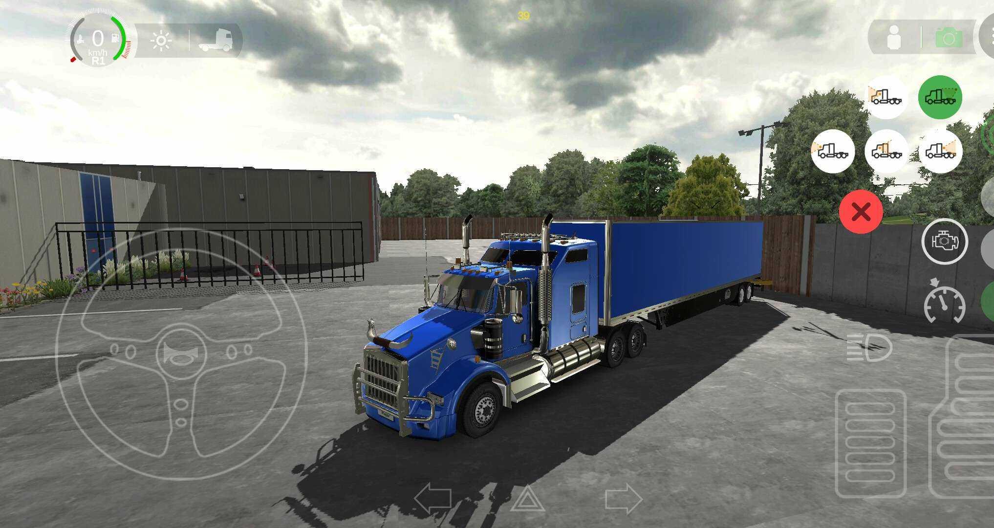 通用卡车模拟器最新版