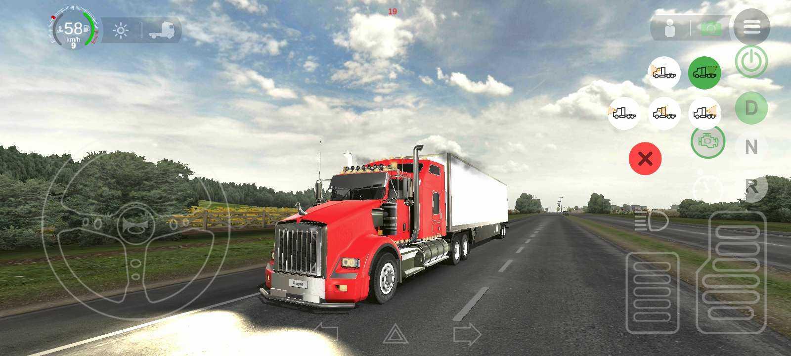 通用卡车模拟器手机版