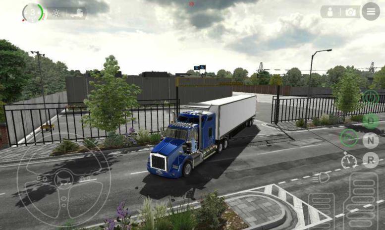 通用卡车模拟器游戏