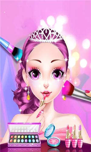 闪耀公主化妆1