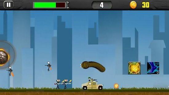 死亡蠕虫游戏下载破解版