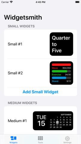 Widgetsmith免费安装下载