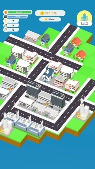 闲置城市建设破解版V1.0