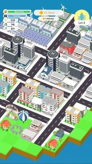 闲置城市建设汉化破解版V1.0