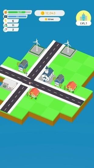 闲置城市建设中文破解版V1.0下载