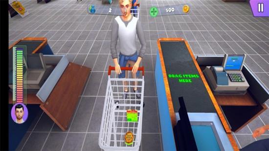 超市打工人3