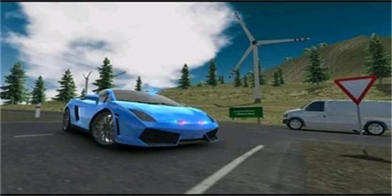 欧洲豪车轿车3