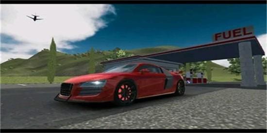 欧洲豪车轿车1