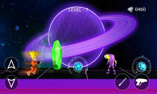 太空逃生游戏