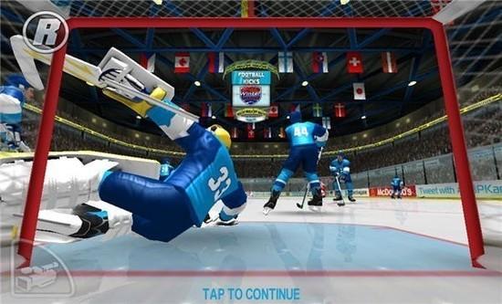冰球冬奥会3