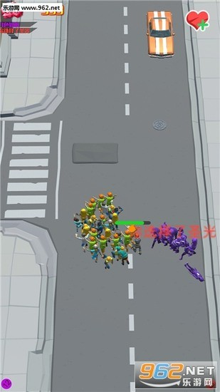 城市围堵大作战3