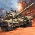 战地坦克射击游戏