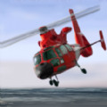 模拟直升机救援游戏