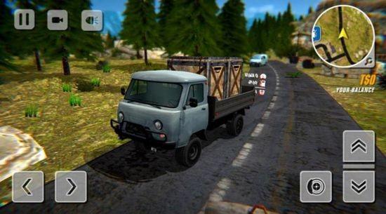 苏联越野卡车司机2