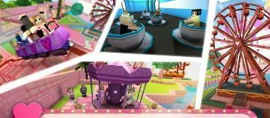 女孩主题公园世界2