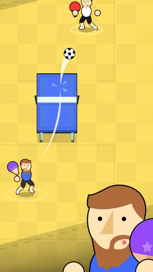 疯狂乒乓球1