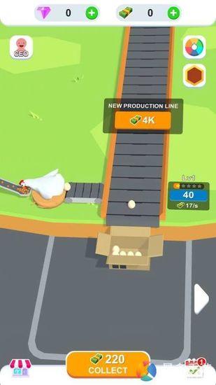 鸡蛋工厂大亨游戏