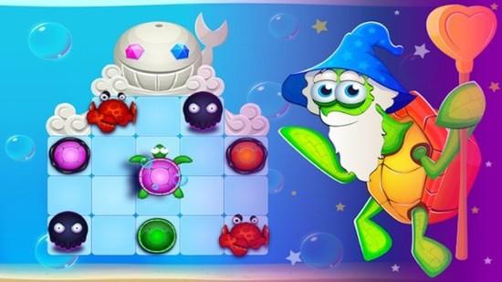 救救海底世界游戏