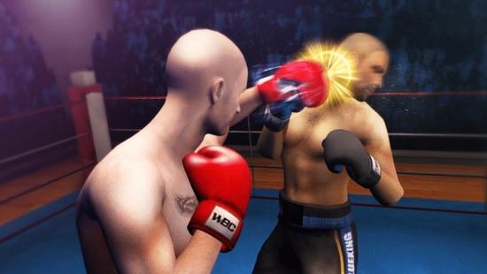 我的拳王男友游戏
