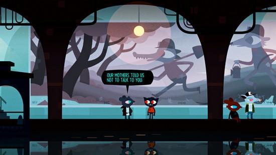 林中之夜中文版下载