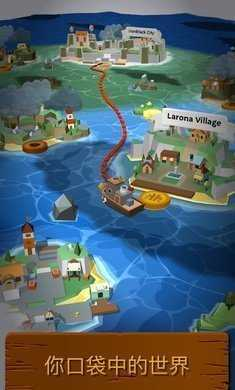 海上小镇游戏
