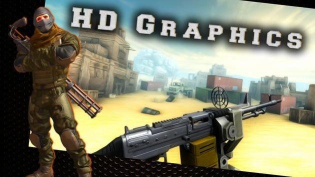 沙漠枪手战场3
