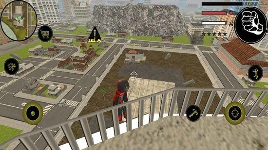未来城市绳索英雄2