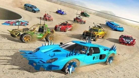 车祸赛车模拟器1