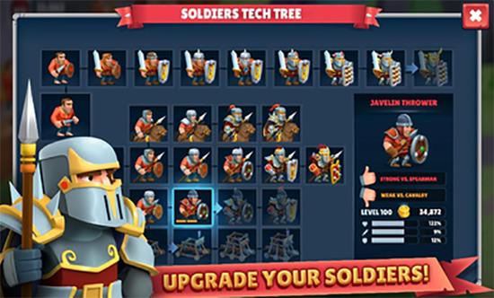 战士的游戏3